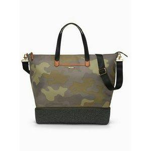 Brand new stella&dot camo tote bag.